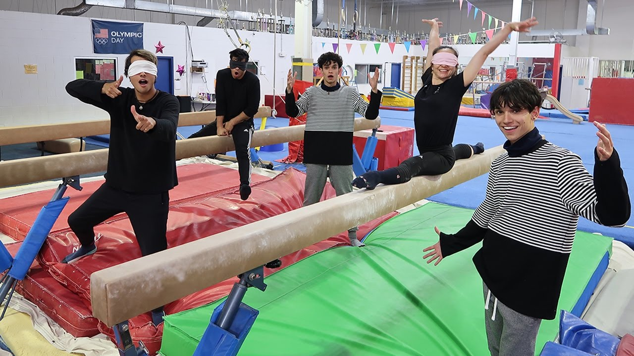 Showing toy extrem wine the gymnast photo 4