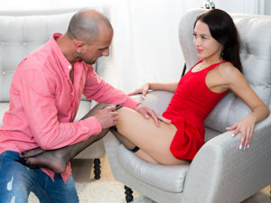 Tantra massage a big small ears