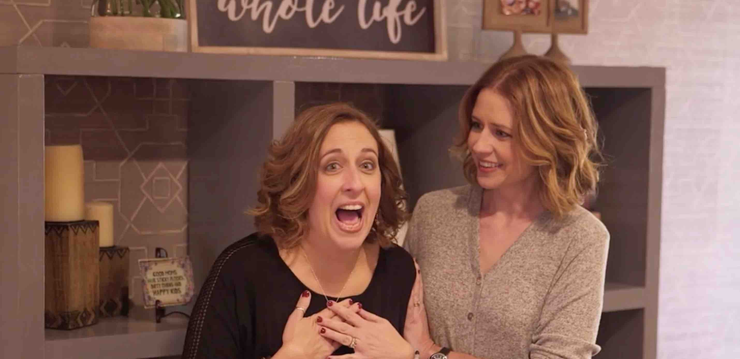 Jenna fischer showing images for sister photo 2