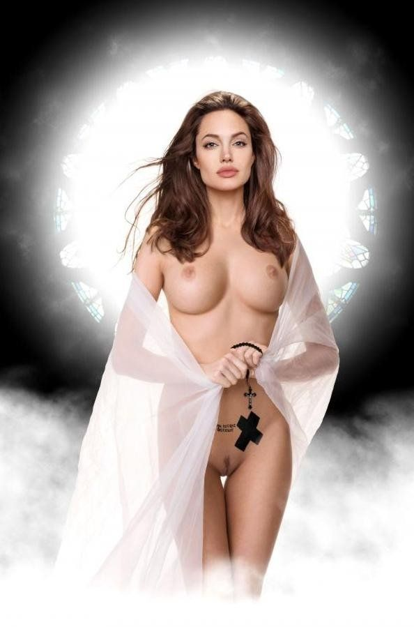 Angelina jolie daddy daughter role reality porn sexy photo 4
