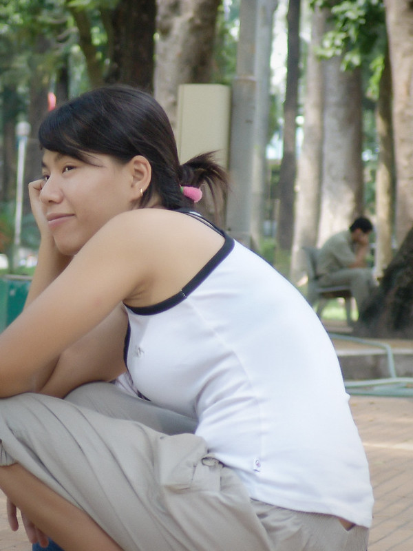 Carrie lee close up asian