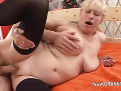 Mature sex in extremely